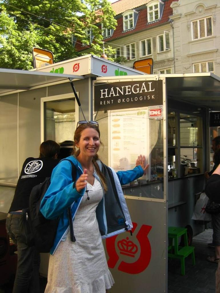 Tour guide Maria - Copenhagen