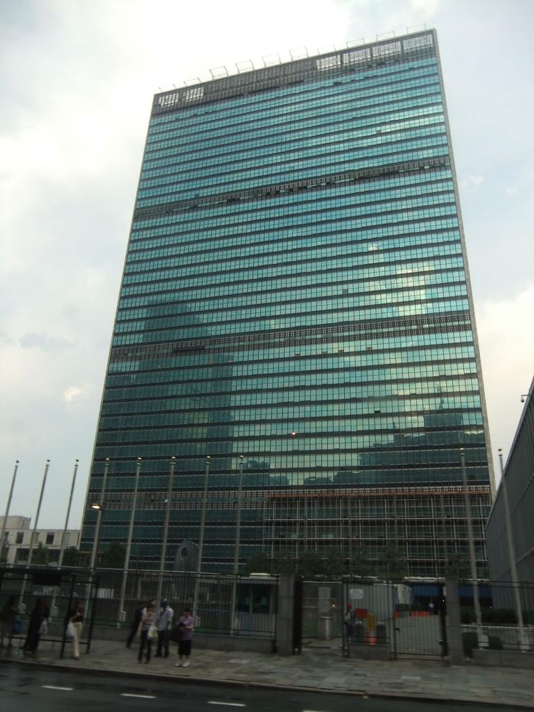 UN Building - New York City