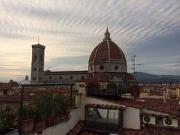 View from Rooftop Terrace- beautiful! , Sean O - May 2015