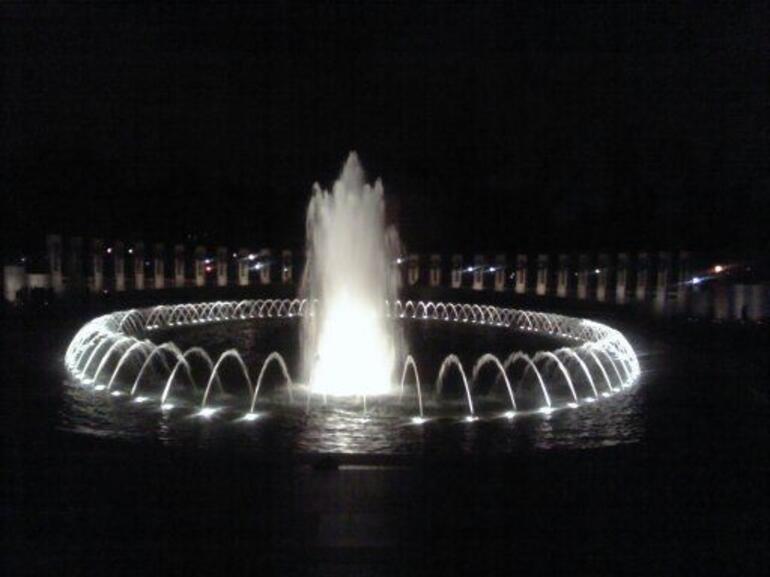 WWII monument - Washington DC