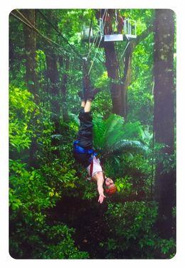 Me upside down , Brazzie - June 2016