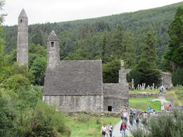 Glendalough: Chapel and Round Tower , Pete - September 2017