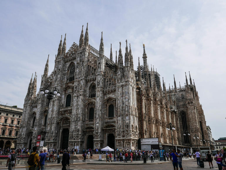 Skip the Line: Milan Cathedral and Rooftops by Elevator Ticket photo 15