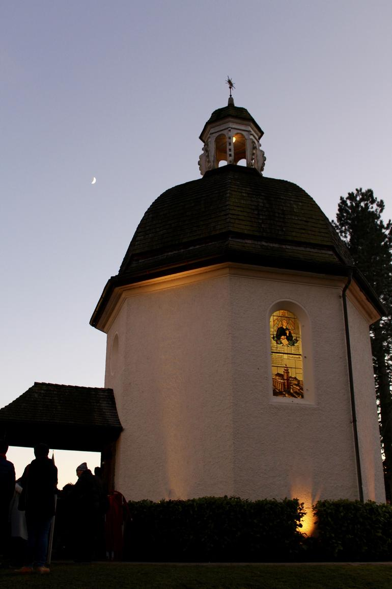 Salzburg Christmas Eve Tour to the Silent Night Chapel photo 9