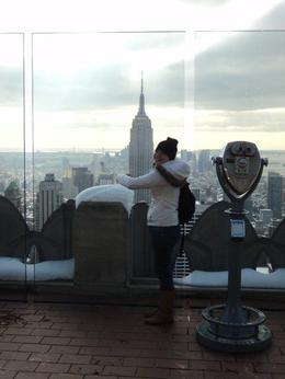I love the Empire State Building!!! , Michelle Z - March 2011