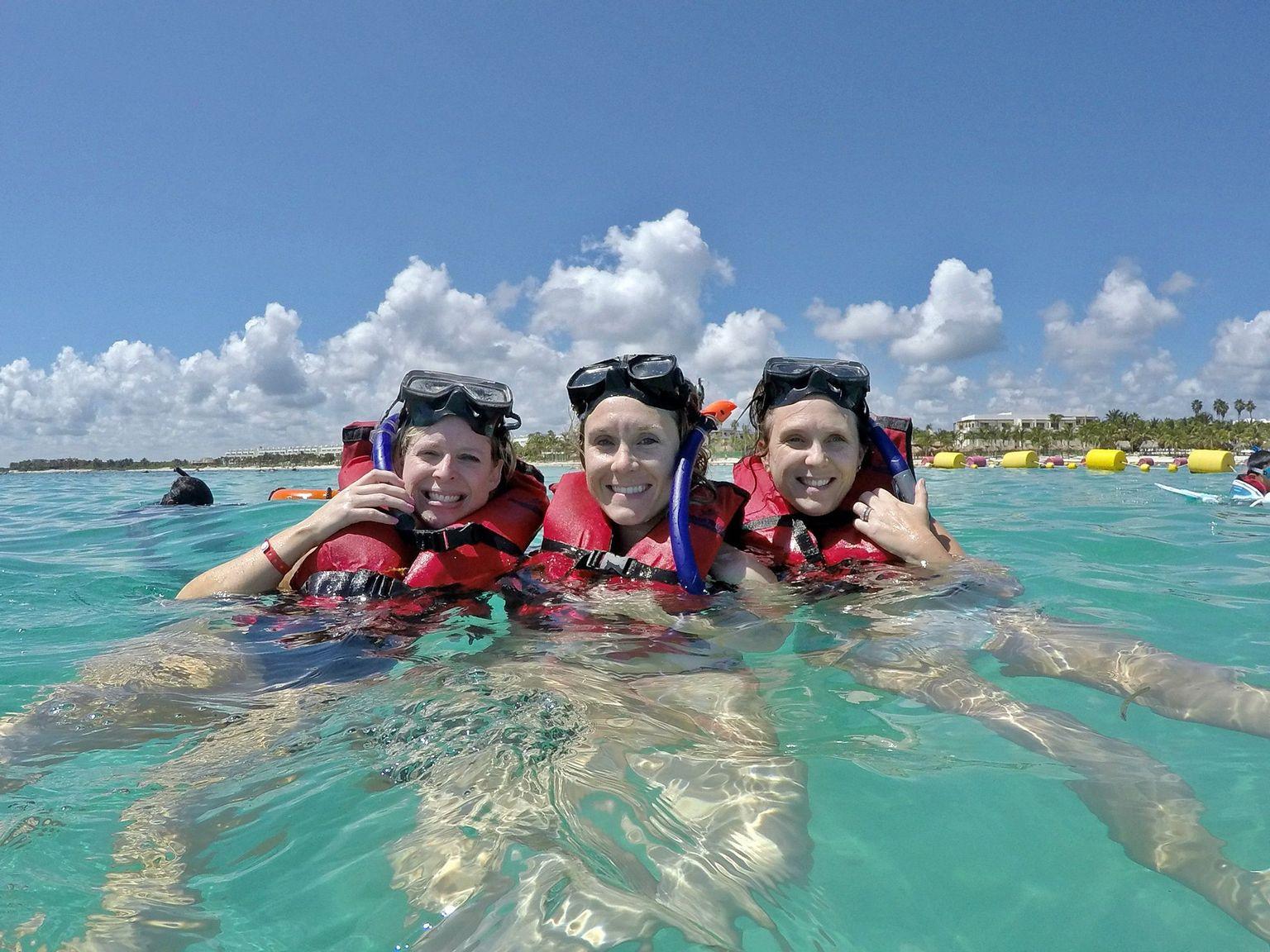 MAIS FOTOS, Excursão com a Snorkeling Tulum saindo de Cancun