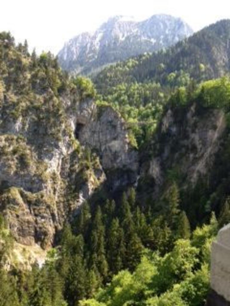Alpes da Bav�ria junho 2013 - Munich