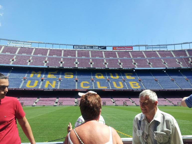 Bar�a!! - Barcelona