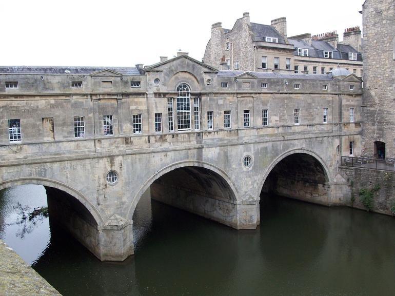 Bridge in Bath - London