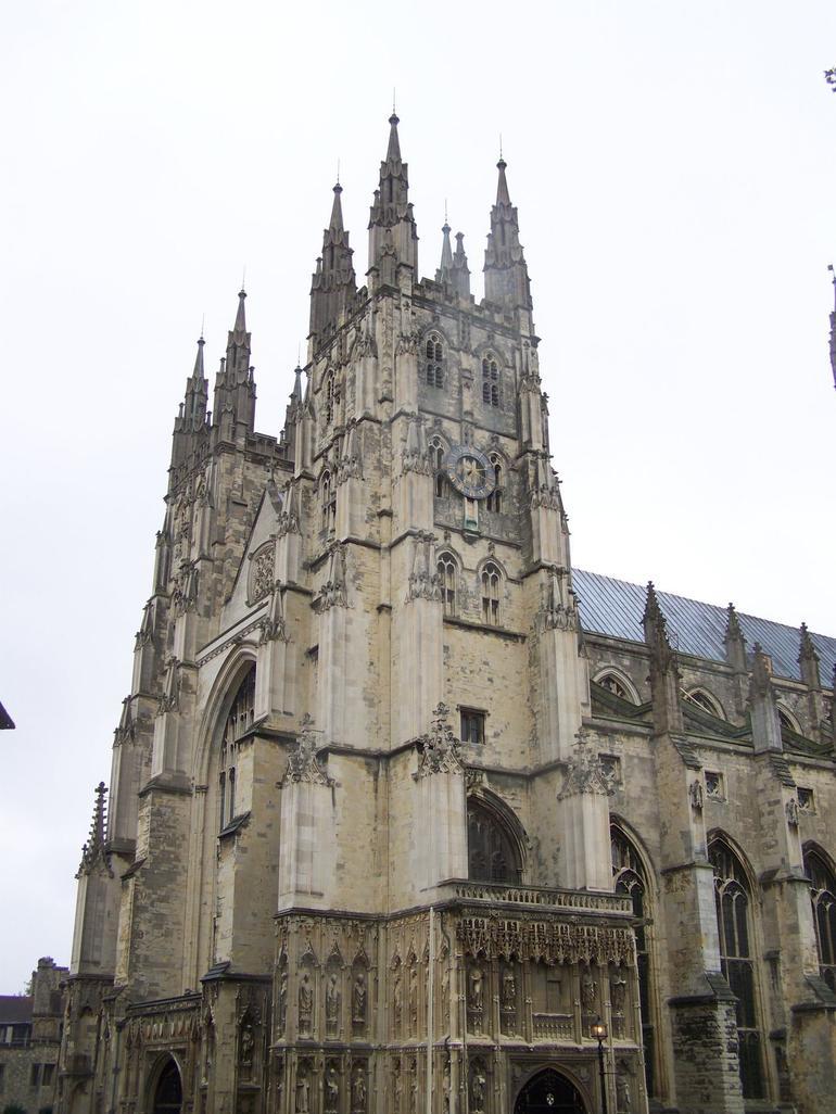 Canterbury Church - London