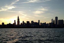 Chicago skyline, Jules & Brock - August 2012