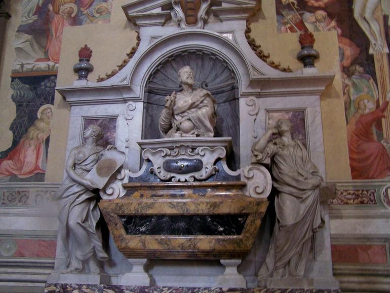 Galileo's Tomb - Florence