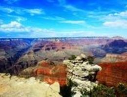Grand Canyon Views, World Traveler - January 2014