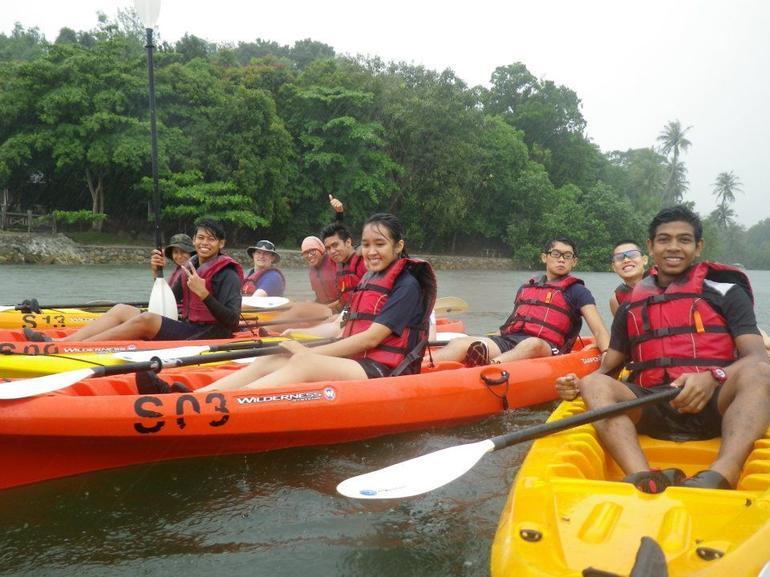 Group photo - Singapore