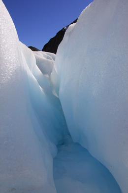 Beautiful ice formations. , newt - October 2011