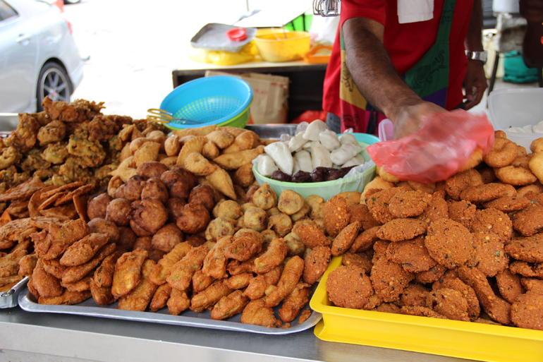 Indian tea time snacks - Kuala Lumpur