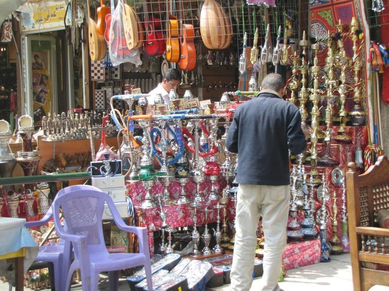 Khan al-Khalili bazaar - Cairo