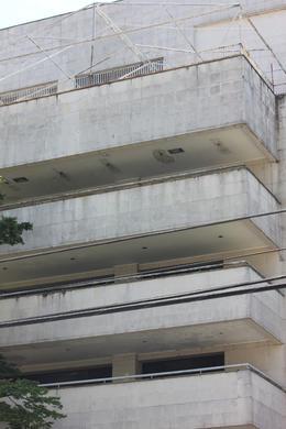 The Monaco Building, now abandoned., Bandit - September 2012