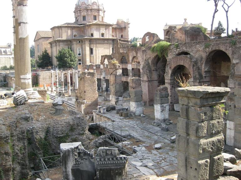 More Ancient Ruins of Rome - Rome