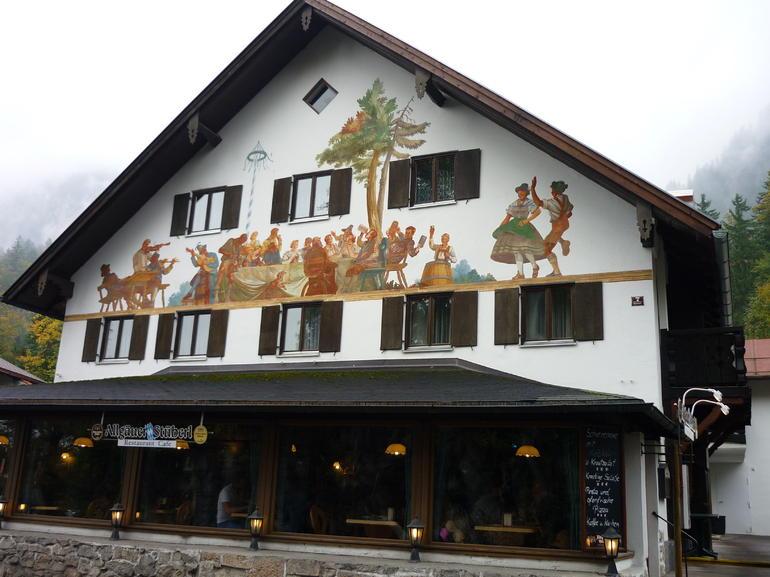 Oberammagau - Munich