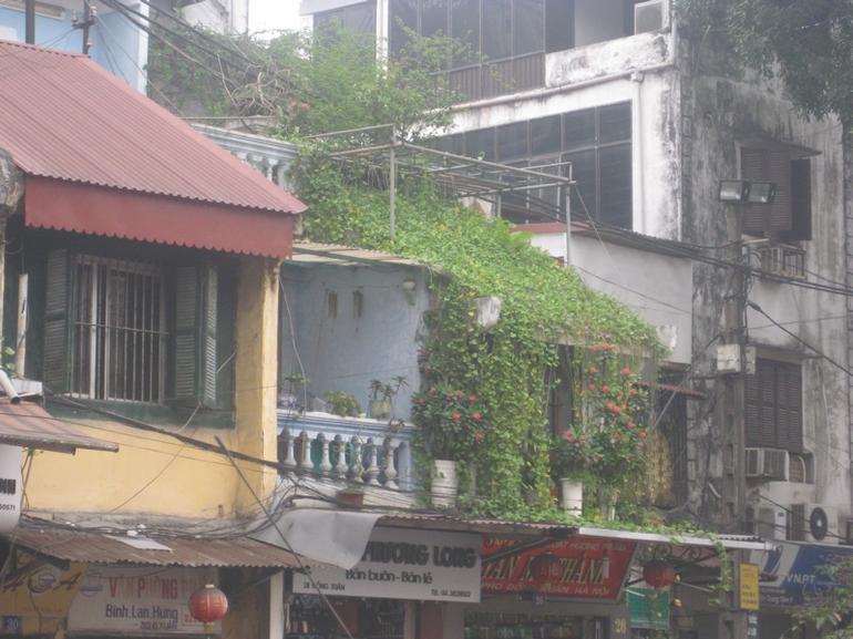 Old Hanoi Terrace Houses - Hanoi