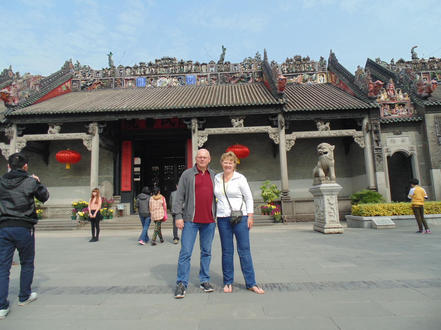 MÁS FOTOS, Private Historical Tour: Guangzhou City Sightseeing Including Lunch