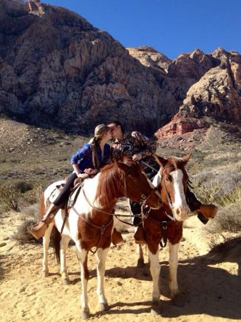 Romantic Horseback Ride! - Las Vegas