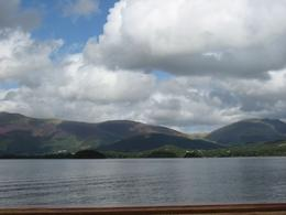 Taken during our cruise on Derwentwater Lake in Keswick - September 2009
