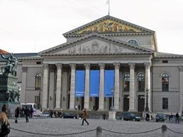 Munich Theater, Ron - December 2009