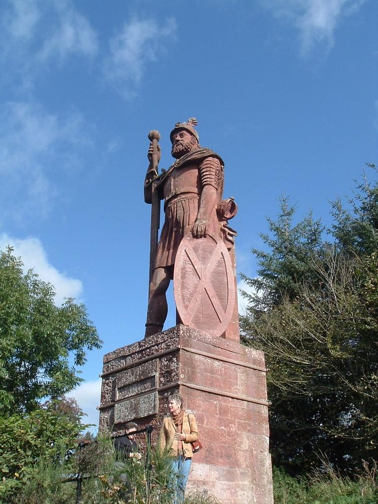 William Wallace Sept 09 - Edinburgh