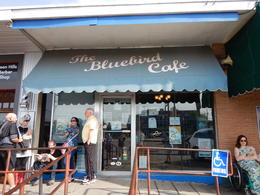 Blue Bird Cafe , Colleen H - April 2017