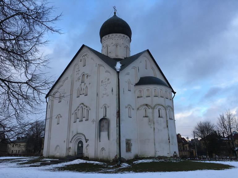 Private Full-Day Trip to Velikiy Novgorod from St. Petersburg