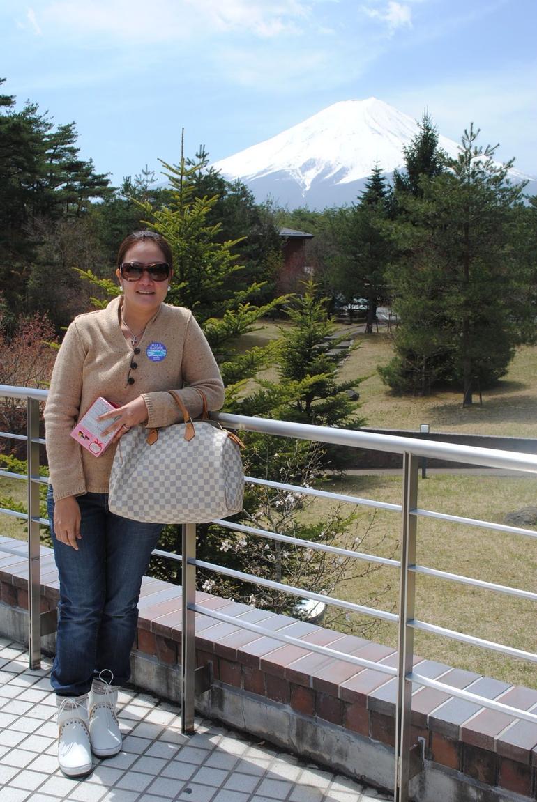 1st Station Mt Fuji - Tokyo