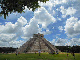 Chichen Itza , SHARLAMAIN A - October 2015