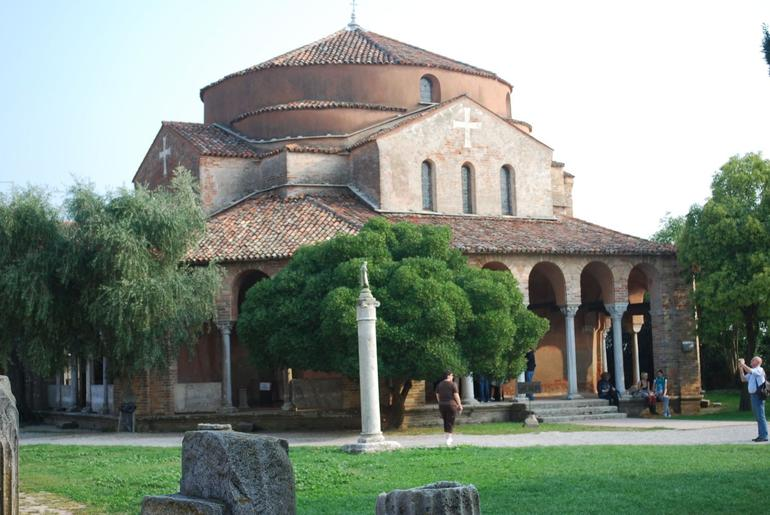 church in Torcello - Venice
