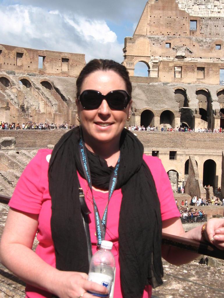 Colosseum - Sept 2012 - Rome