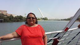 Un crucero en Sevilla que nadie se debe de perder. , Martha M - August 2015