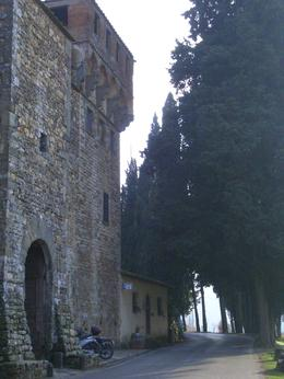Little did we realize how wonderful this former castle of Lorenzo Medici would be!, BEV B - January 2009