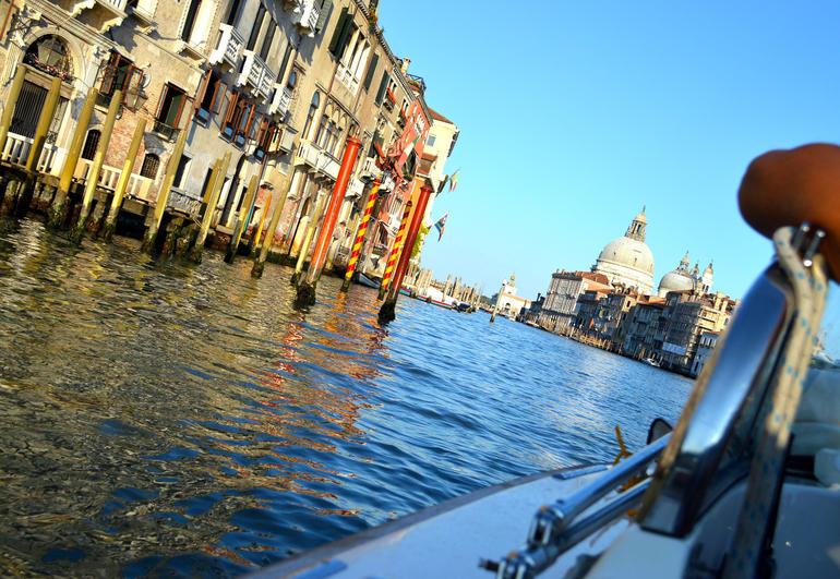Grand Canal Boat Tour - Venice