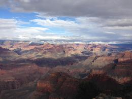 Views from the Grand Canyon South Rim, Sara - February 2017