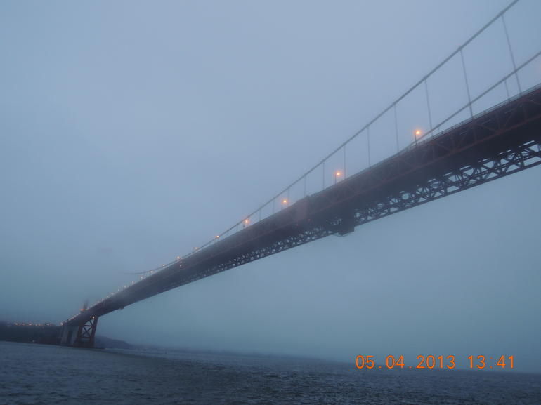 Great Sunset Tour.. - San Francisco