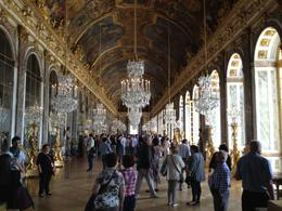 Hall of Mirrors at Versailles , Robert S - May 2012