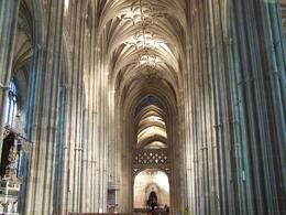 Inside Canterbury Church., William L - January 2010
