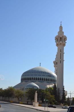 King Abdullah Mosque - September 2011