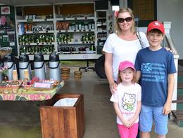 Kona coffee farm , reneecornaga - October 2013