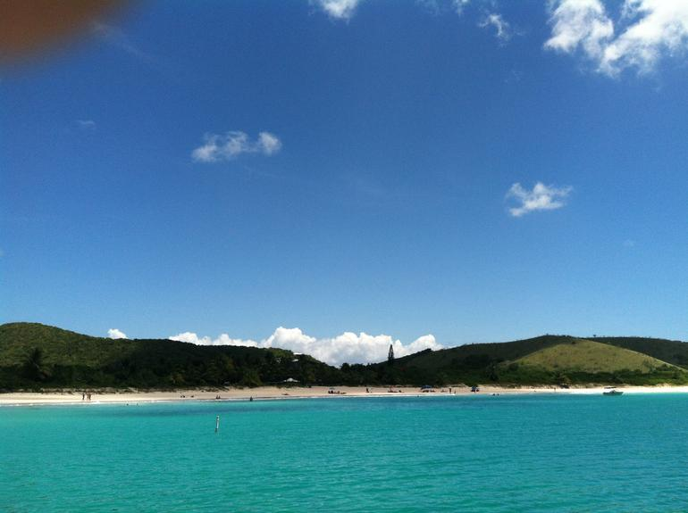 One of the most beautiful beaches in the world! - San Juan
