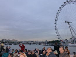 London Eye , annmarie - October 2012
