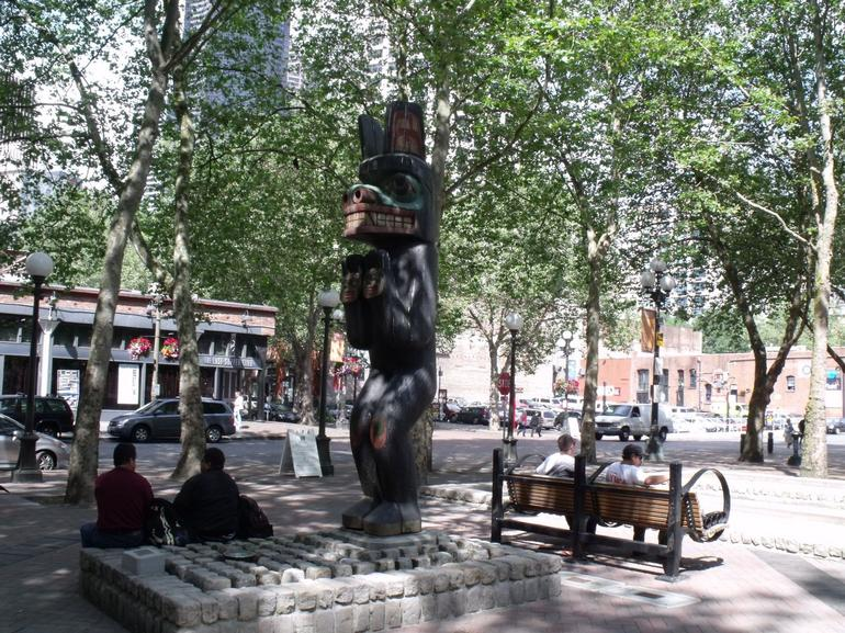 Pioneer Square, Seattle - Seattle