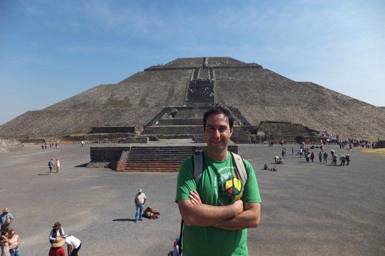 Pyramid of Sun - Mexico City