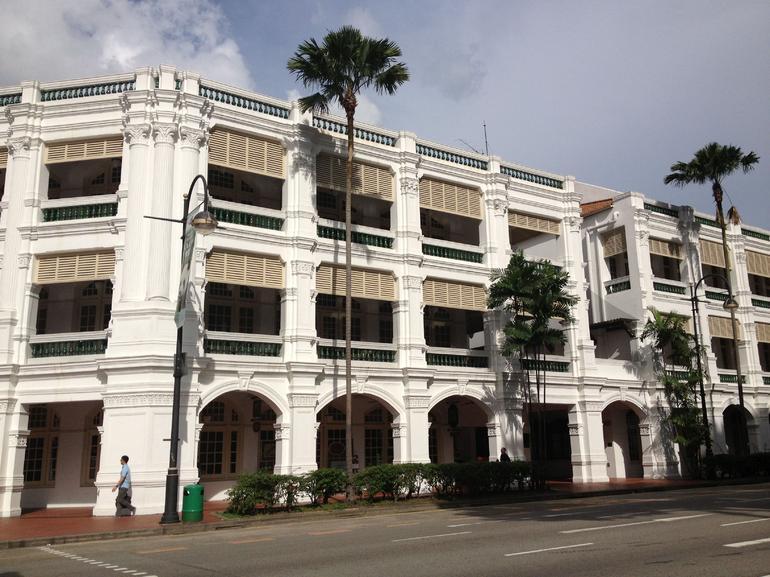Raffles Hotel in Singapore - Singapore